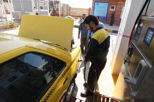 بنزین-تاکسیها