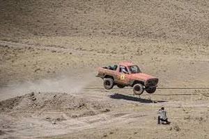 مسابقه-اوتومبیلرانی-آفرود