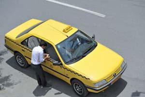 کرایههای-تاکسی