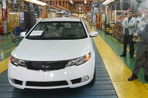 تولید-نخستین-خودرو-سراتو-در-سایپا