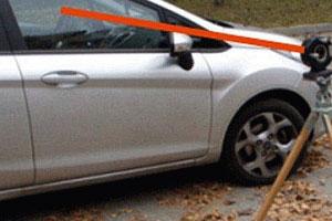 رانندگان-مست-با-شلیک-لیزر-به-خودرو