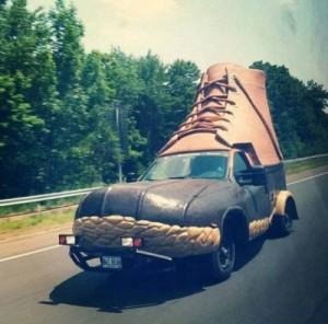 خودروی-کفش