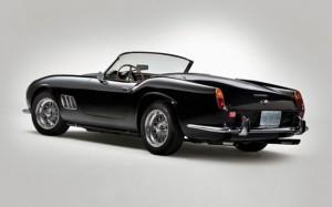 فراری-250-اسپایدر-مدل-1961