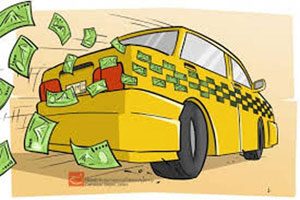 تاکسی-ها-اجازه-افزایش-نرخ-کرایه-را-ندارند