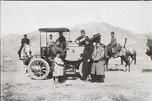 عکس-اولین-ماشین--ایران