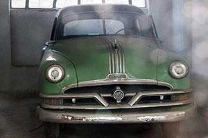 ماشین-دکتر-محمد-مصدق-+-عکس