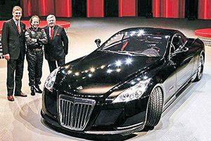 خودروهای سوپراسپورت میلیون دلاری