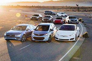 خودروهای پیشرفته ی سال 2017 + تصاویر