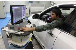 خودروهای مردودی درمعاینه فنی