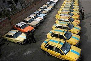 تاکسی رانان و نصب کارت شناسایی شان در خودرو