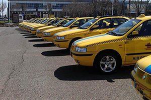 تبدیل تاکسی ها به هیبریدی با تسهیلات ویژه