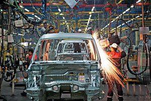 ستون فقرات اقتصاد ملی ایران صنعت خودرو