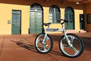 ورود دوچرخه های بدون زنجیر به بازار