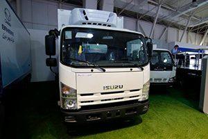 اولین کامیونت اتوماتیک ایران در شیراز