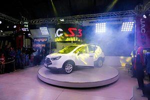 مشخصات فنی جک اس٣محصول جدید كرمان موتور