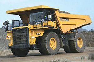 بزرگترین خودروی الکتریکی جهان ابر کامیون ۴۵ تنی