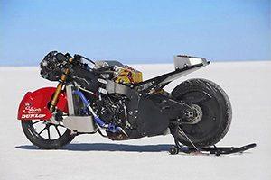 اَل لامب سریعترین موتورسیکلت دنیا