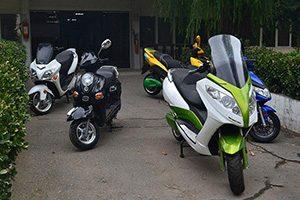 تولید موتورسیکلت برقی ایرانی در سایپ
