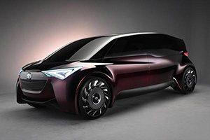 معرفی خودرو هاچ بک هیدروژنی « تویوتا »