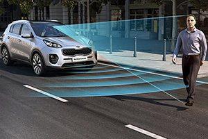 « ترمز خودکار » استاندارد خودرو های اروپایی