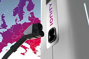 راه اندازی مشترک ایستگاه شارژ سریع 4 کمپانی خودروسازی