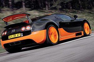 معرفی سریع ترین خودرو ها پس از جنگ جهانی اول