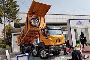ورود غول کامیون های آفرود به ایران