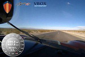کونیگ زگ سریعترین خودروی تولید شده