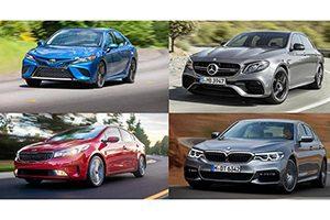 آشنایی با ایمنترین خودرو های بازار 2018
