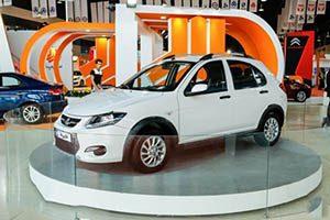 افتتاح هشتمین نمایشگاه خودرو کرمان