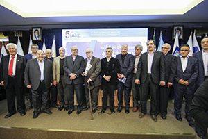 پایان پنجمین همایش خودرو ی ایران